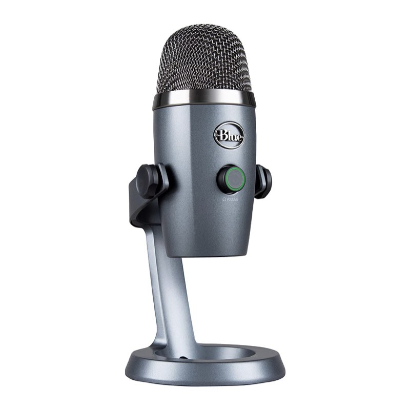 Micrófonos no recomendables para podcasting - Blue Microphones Yeti USB Nano