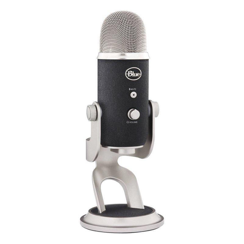 Micrófonos no recomendables para podcasting - Blue Microphones Yeti USB Pro