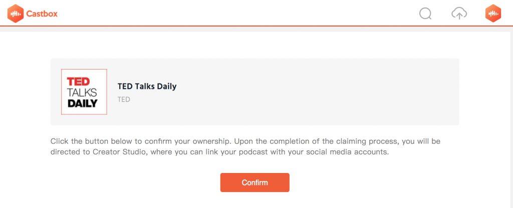 cómo enviar el feed de tu podcast