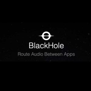 Existencial Audio Blackhole