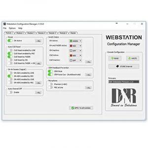 D&R Webstation