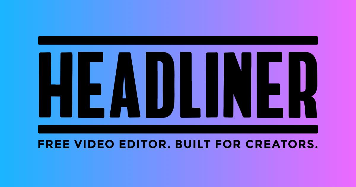 Headliner, servicio para crear audiograma