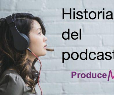 Historia del podcasting y el auge del audio a la carta