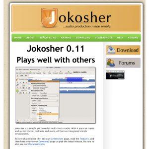 Jokosher