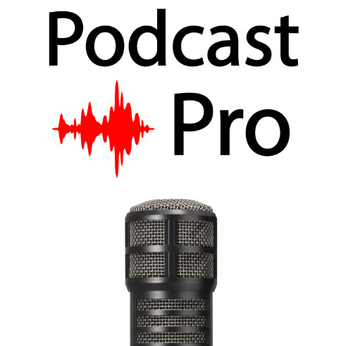 Portada de podcast pro podcast