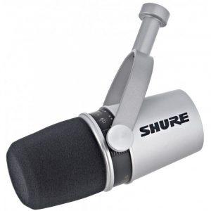 Shure MV 7 Gris