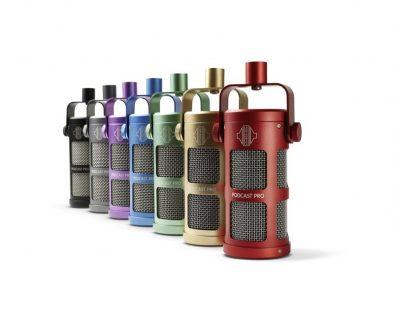 Sontronics Podcast Pro diversos colores.002