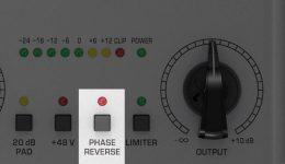 Todo lo que tienes que saber sobre la fase de los micrófonos
