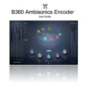 Waves B360 Ambisonics Encoder