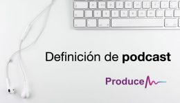 definición de podcast