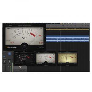 mvMeter2 de TB Pro Audio
